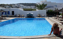 Foto Appartementen Anemos in Ornos ( Mykonos)